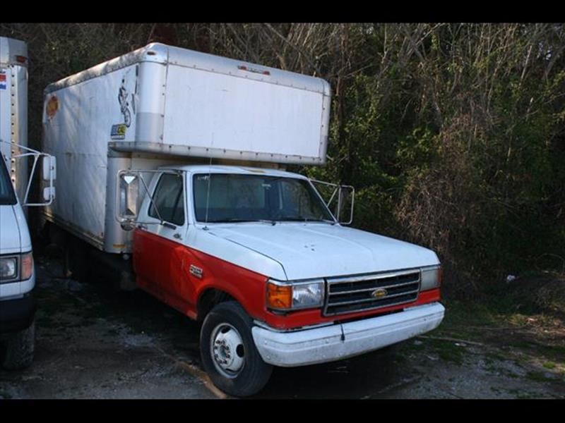 1990 Ford F-350 for sale at Andy Yeager Motors in Harrison AR