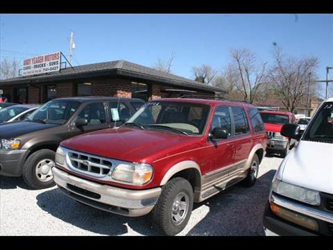 1997 Ford Explorer for sale at Andy Yeager Motors in Harrison AR