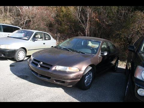 1997 Dodge Stratus for sale at Andy Yeager Motors in Harrison AR