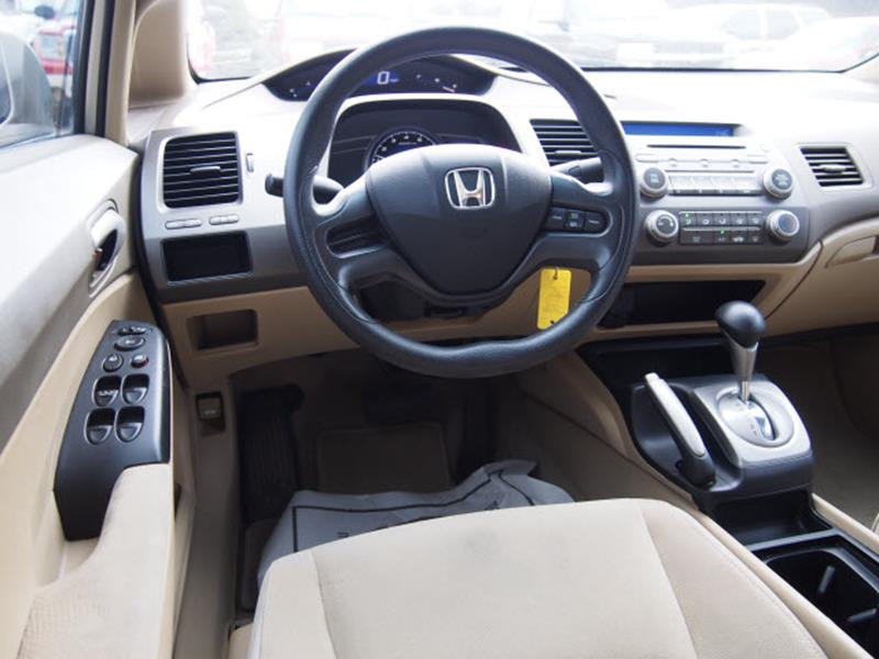 2008 Honda Civic for sale at Andy Yeager Motors in Harrison AR