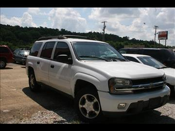 2006 Chevrolet TrailBlazer EXT for sale at Andy Yeager Motors in Harrison AR