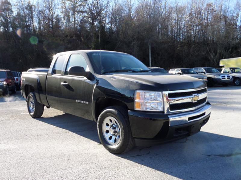 2011 Chevrolet Silverado 1500 for sale at Andy Yeager Motors in Harrison AR