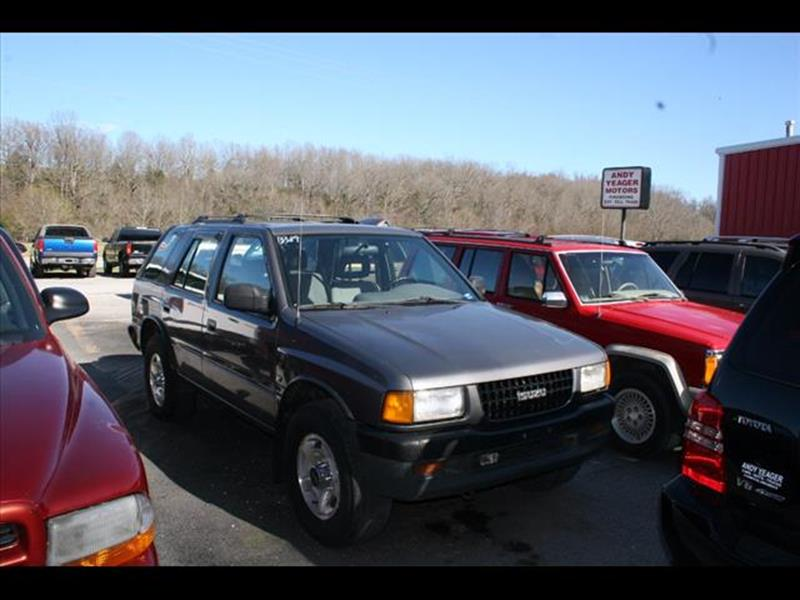 1997 Isuzu Rodeo for sale at Andy Yeager Motors in Harrison AR