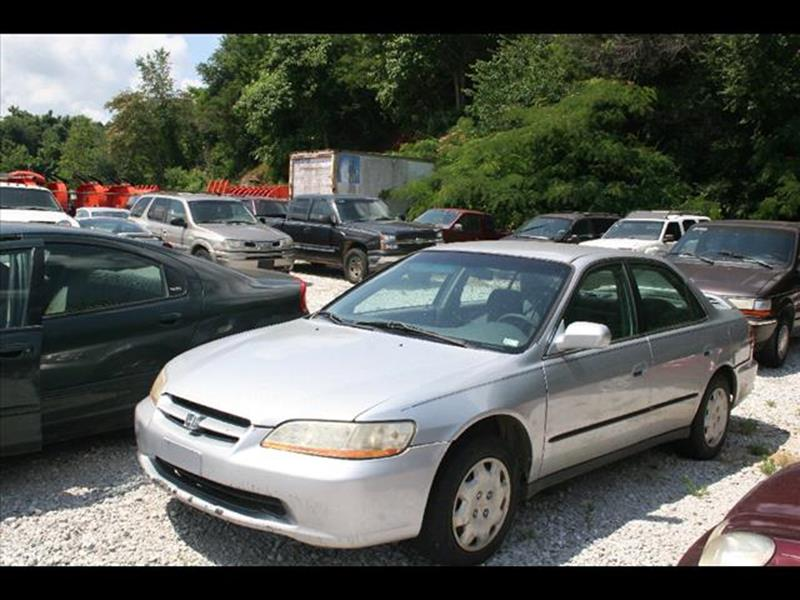 1998 Honda Accord for sale at Andy Yeager Motors in Harrison AR