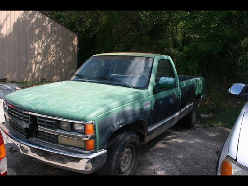 1988 Chevrolet C/K 2500 Series for sale at Andy Yeager Motors in Harrison AR