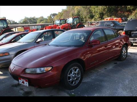 1998 Pontiac Grand Prix for sale in Harrison, AR