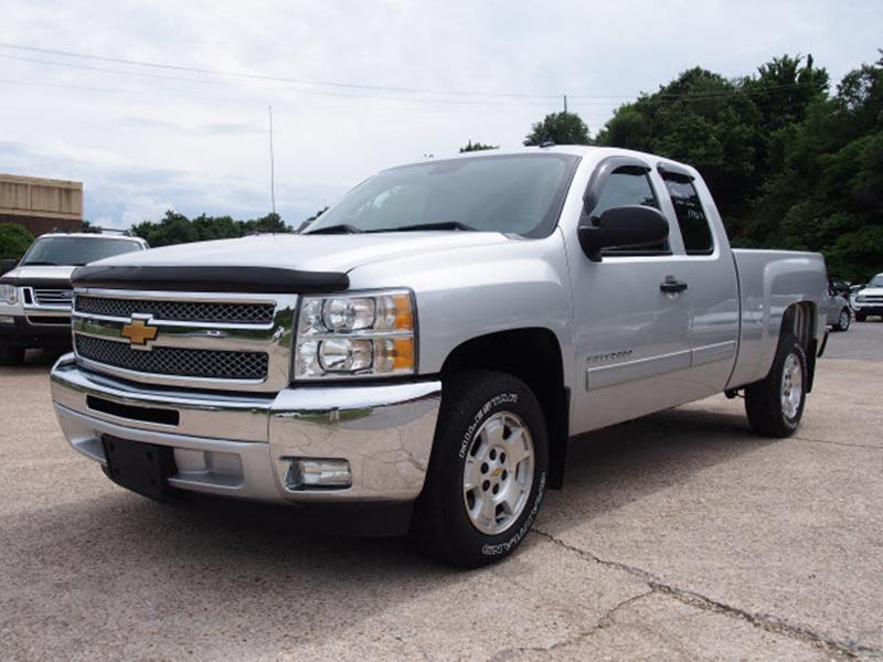 2012 Chevrolet Silverado 1500 for sale at Andy Yeager Motors in Harrison AR