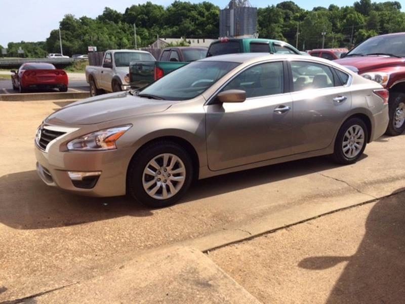 2015 nissan altima 2 5 s in harrison ar andy yeager motors for Andy yeager motors in harrison arkansas