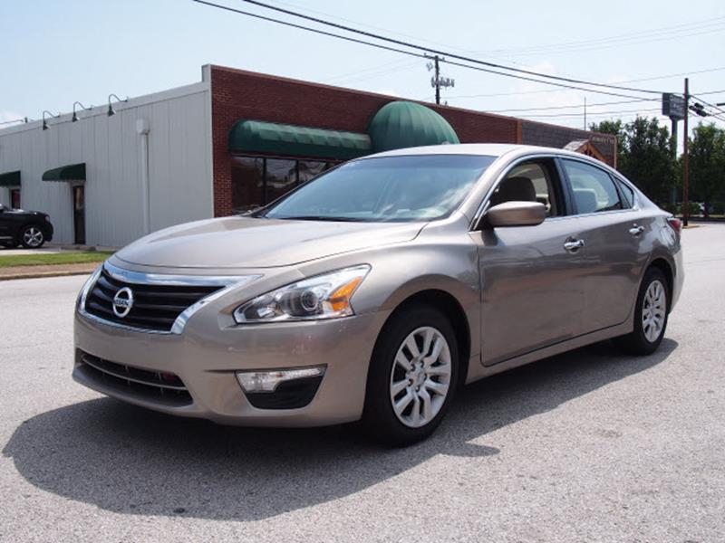 2015 Nissan Altima for sale at Andy Yeager Motors in Harrison AR