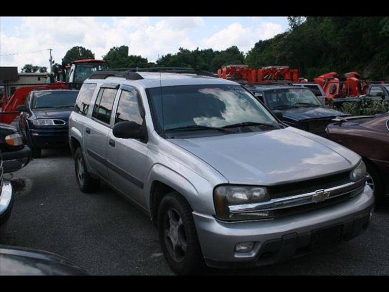2005 Chevrolet TrailBlazer EXT for sale at Andy Yeager Motors in Harrison AR