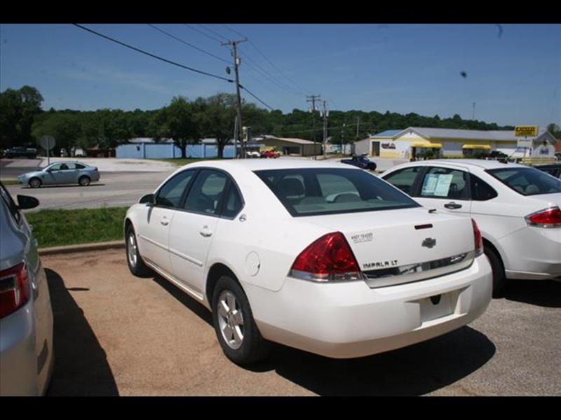 2007 Chevrolet Impala for sale at Andy Yeager Motors in Harrison AR
