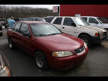 2000 Nissan Sentra for sale at Andy Yeager Motors in Harrison AR