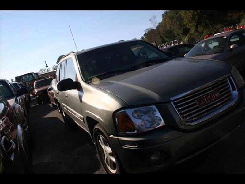 2004 GMC Envoy for sale at Andy Yeager Motors in Harrison AR