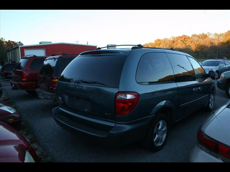 2005 Dodge Grand Caravan for sale at Andy Yeager Motors in Harrison AR