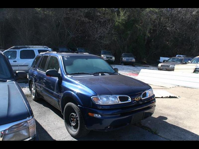 2002 Oldsmobile Bravada for sale at Andy Yeager Motors in Harrison AR