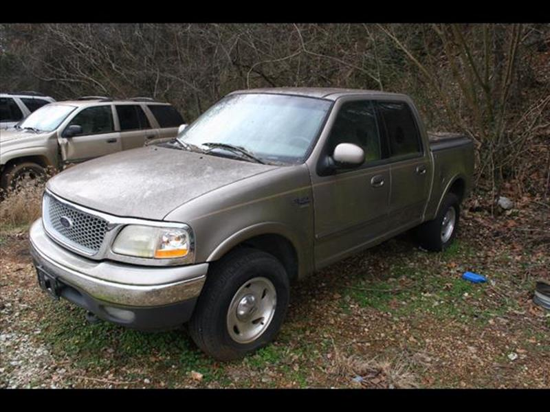2001 Ford F-150 for sale at Andy Yeager Motors in Harrison AR