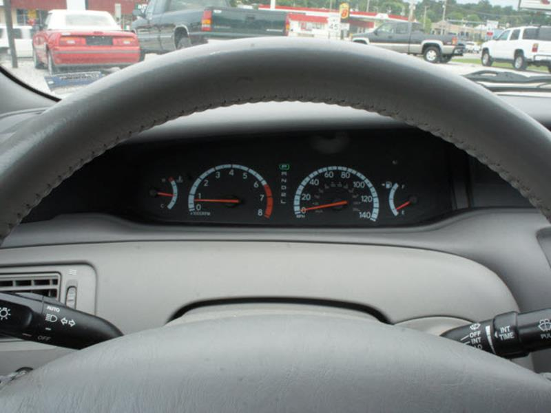 2002 Toyota Avalon for sale at Andy Yeager Motors in Harrison AR