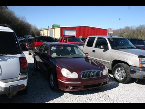 2005 Hyundai Sonata for sale at Andy Yeager Motors in Harrison AR