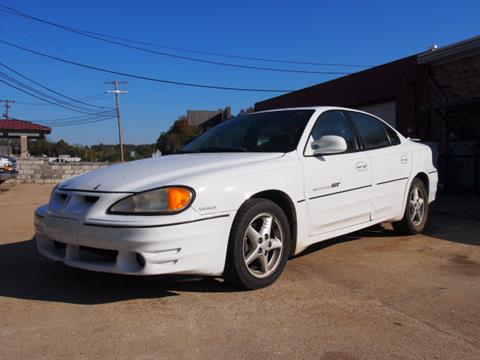 1999 Pontiac Grand Am for sale at Andy Yeager Motors in Harrison AR
