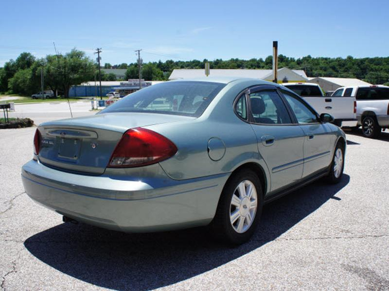2005 Ford Taurus for sale at Andy Yeager Motors in Harrison AR