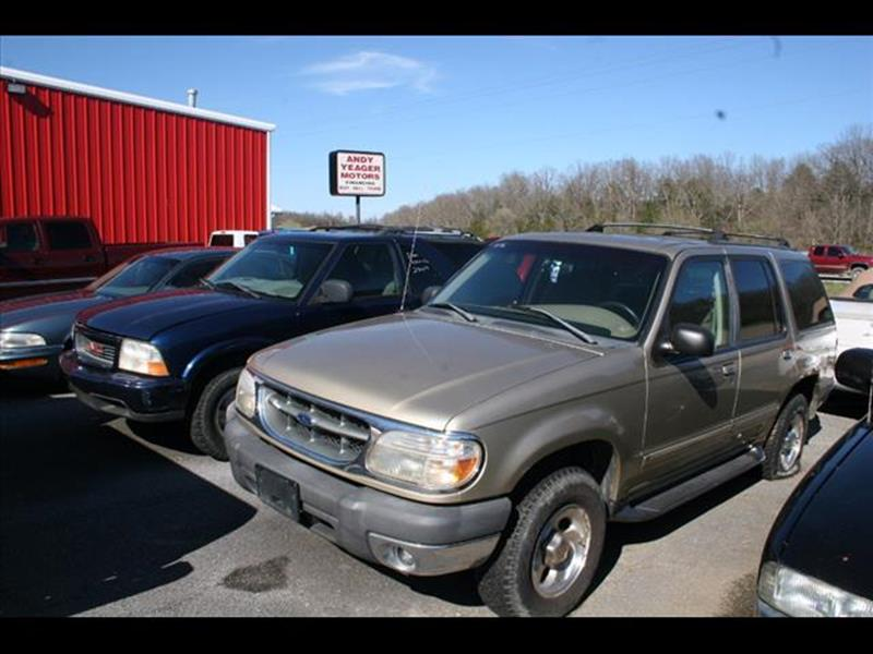 1999 Ford Explorer for sale at Andy Yeager Motors in Harrison AR