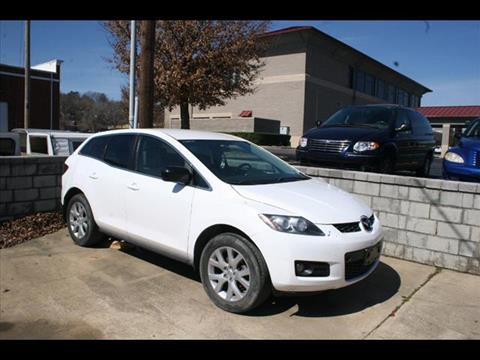 2007 Mazda CX-7 for sale at Andy Yeager Motors in Harrison AR