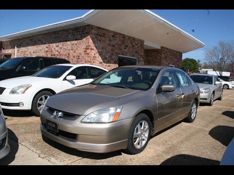 2005 Honda Accord for sale at Andy Yeager Motors in Harrison AR