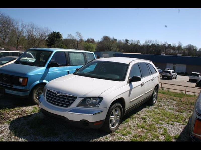 2005 Chrysler Pacifica for sale at Andy Yeager Motors in Harrison AR