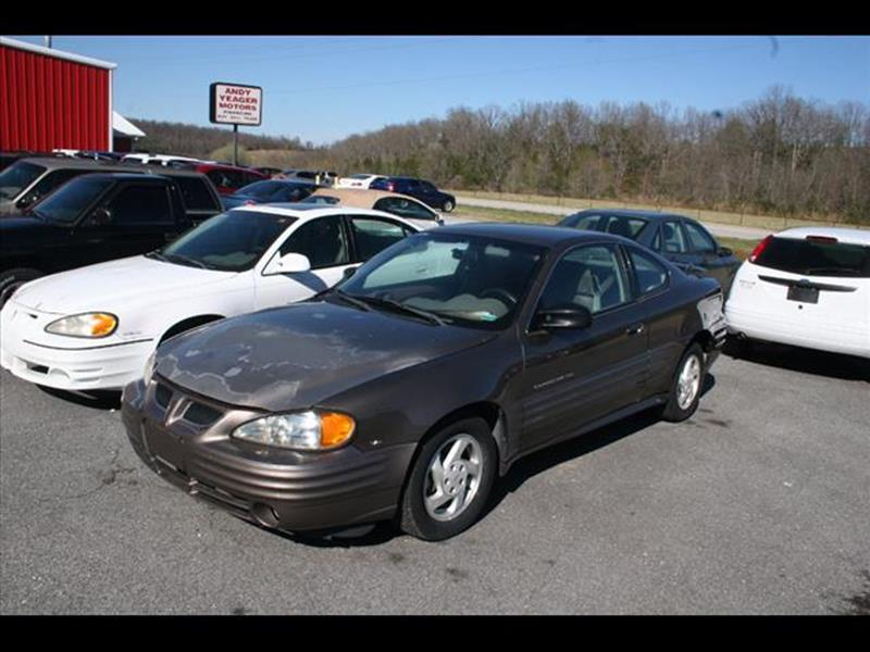 2001 Pontiac Grand Am for sale at Andy Yeager Motors in Harrison AR