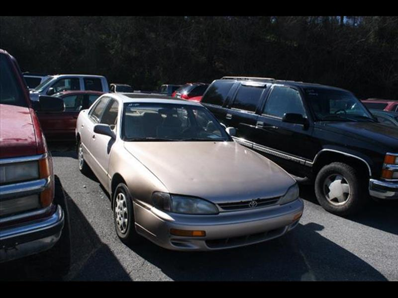 1995 Toyota Camry for sale at Andy Yeager Motors in Harrison AR