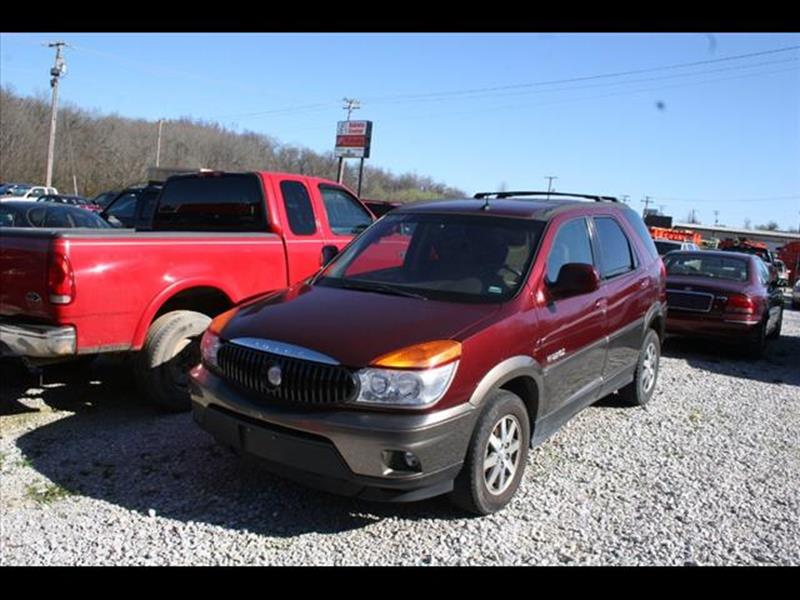 2003 Buick Rendezvous for sale at Andy Yeager Motors in Harrison AR