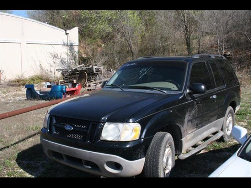 2001 Ford Explorer Sport for sale at Andy Yeager Motors in Harrison AR