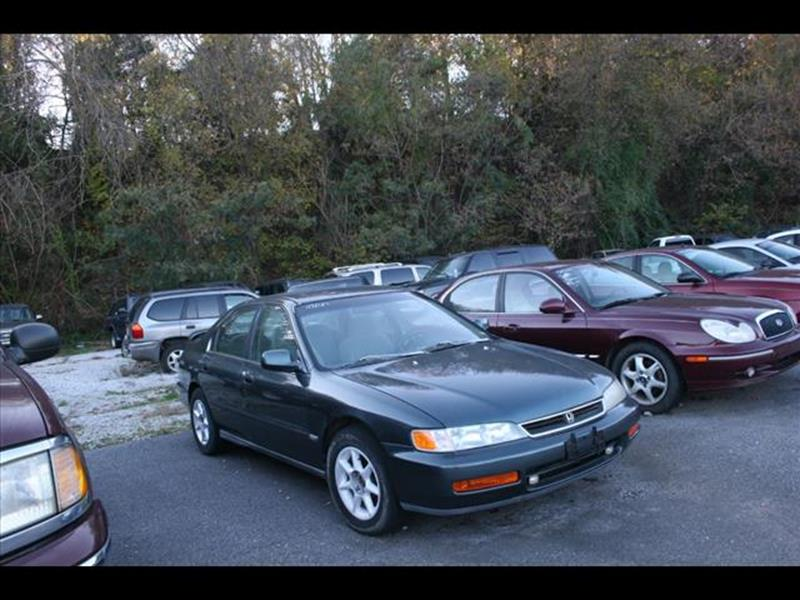 1996 Honda Accord for sale at Andy Yeager Motors in Harrison AR