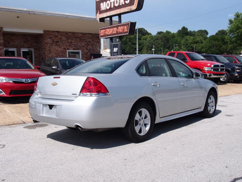 2014 Chevrolet Impala Limited for sale at Andy Yeager Motors in Harrison AR