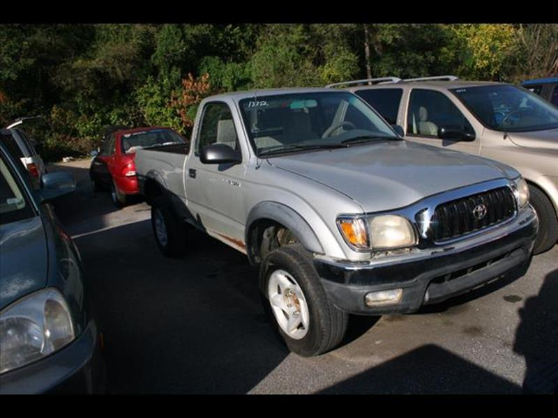 2001 Toyota Tacoma for sale at Andy Yeager Motors in Harrison AR