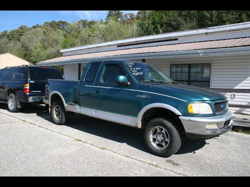 1997 Ford F-150 for sale at Andy Yeager Motors in Harrison AR