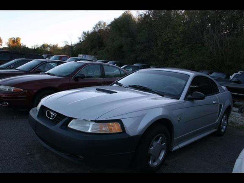 1999 Ford Mustang for sale at Andy Yeager Motors in Harrison AR