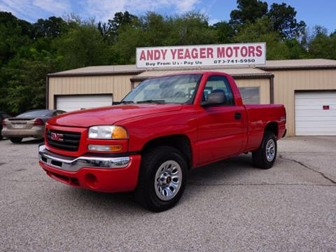 pickup trucks for sale in harrison ar
