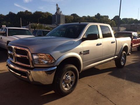 2014 RAM Ram Pickup 2500 for sale at Andy Yeager Motors in Harrison AR