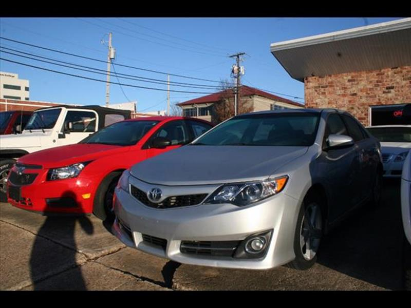 2014 Toyota Camry for sale at Andy Yeager Motors in Harrison AR