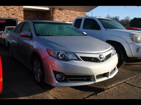 2014 toyota camry for sale in harrison ar for Andy yeager motors in harrison arkansas