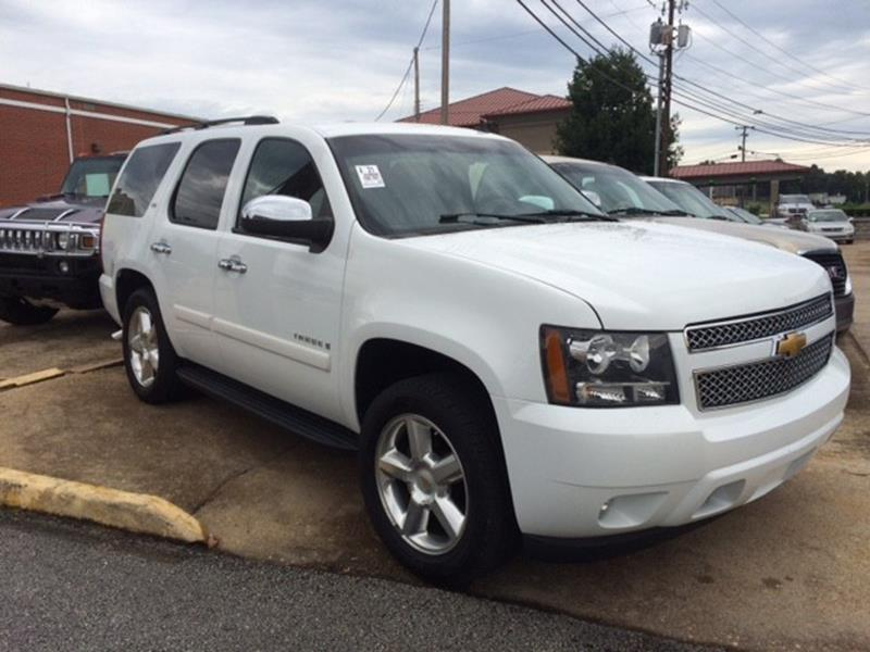 2008 Chevrolet Tahoe for sale at Andy Yeager Motors in Harrison AR