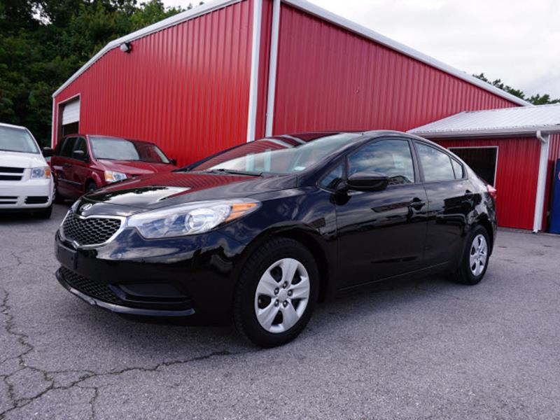 2014 Kia Forte for sale at Andy Yeager Motors in Harrison AR