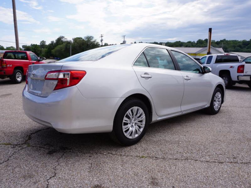 2013 Toyota Camry for sale at Andy Yeager Motors in Harrison AR
