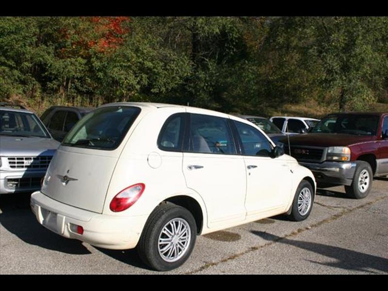 2006 Chrysler PT Cruiser for sale at Andy Yeager Motors in Harrison AR