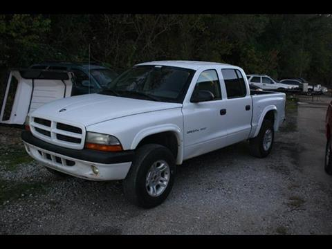 2002 Dodge Dakota for sale at Andy Yeager Motors in Harrison AR