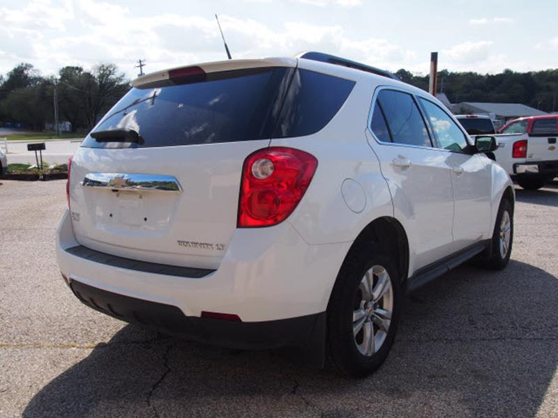 2011 Chevrolet Equinox for sale at Andy Yeager Motors in Harrison AR