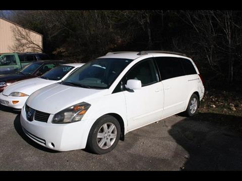 2004 Nissan Quest for sale at Andy Yeager Motors in Harrison AR