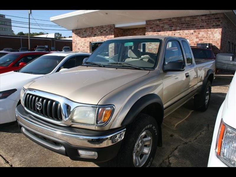 2003 Toyota Tacoma for sale at Andy Yeager Motors in Harrison AR