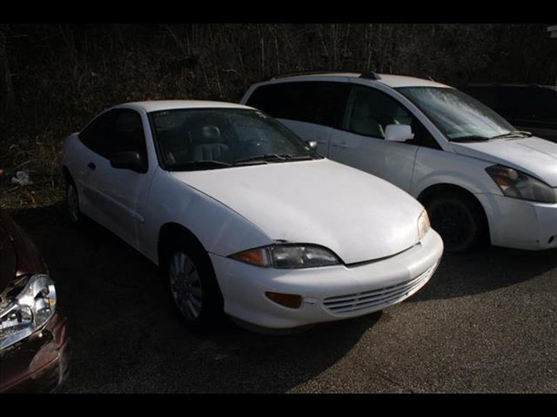 1998 Chevrolet Cavalier for sale at Andy Yeager Motors in Harrison AR